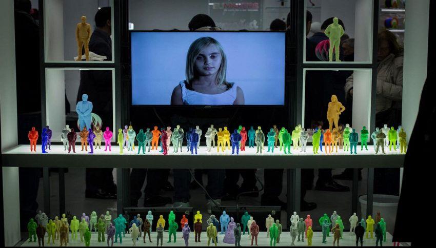 A Bari l'azienda che stampa i cloni di noi stessi in 3D
