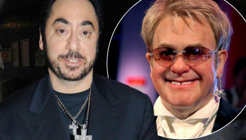 Il marito di Liza Minnelli ha cercato di uccidere Elton John
