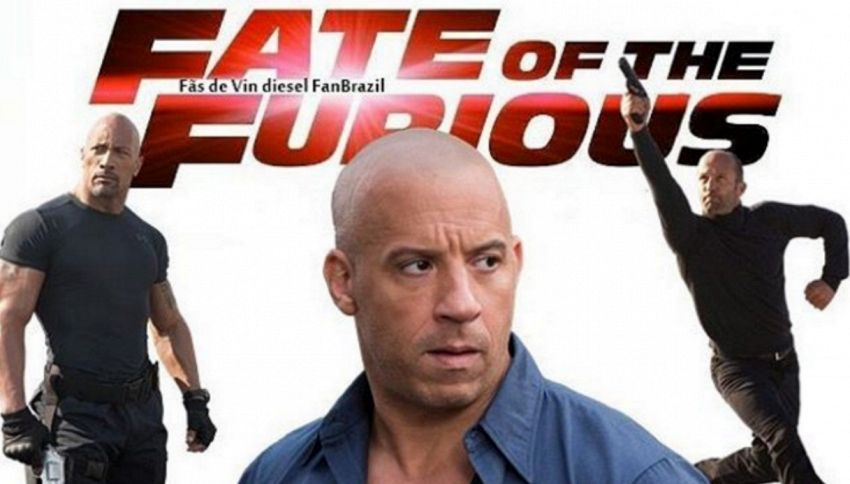 Fast & Furious 8 : trama e voto