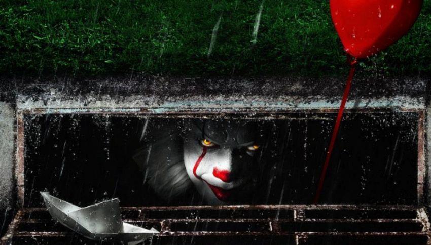 """""""It"""", il nuovo film di Stephen King è il più pauroso di tutti"""