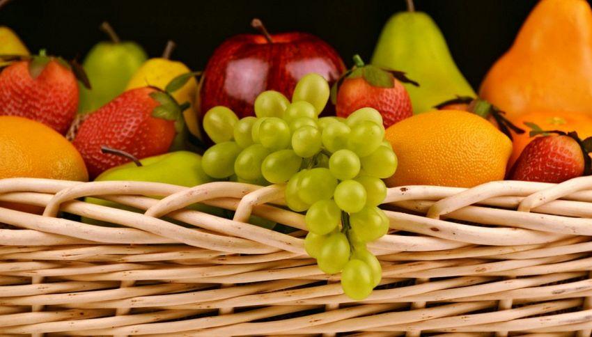 La frutta è il segreto dell'intelligenza dell'uomo