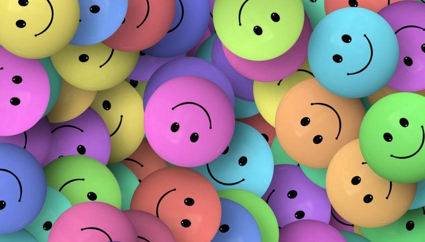 Chi ha inventato lo smile, la faccina che sorride?
