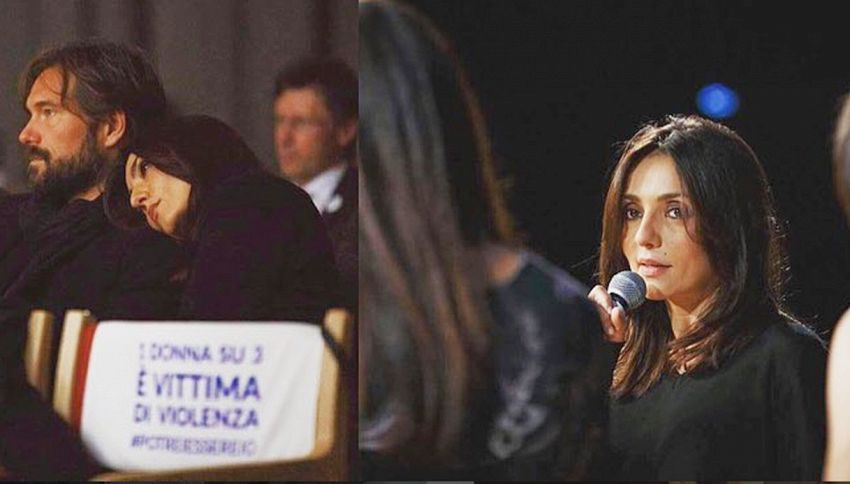 Ambra Angiolini è tornata di nuovo single?
