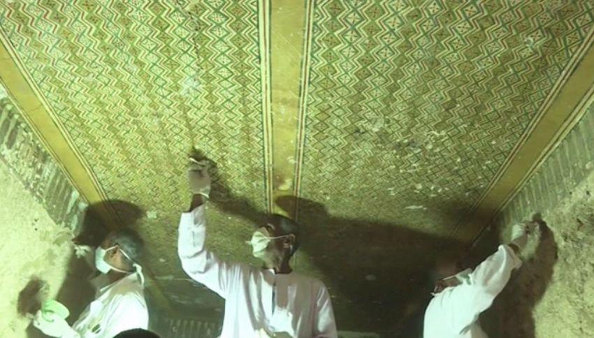 Eccezionale scoperta archeologica in Egitto