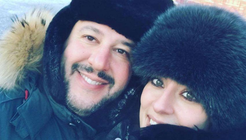 Elisa Isoardi e Matteo Salvini: il matrimonio slitta