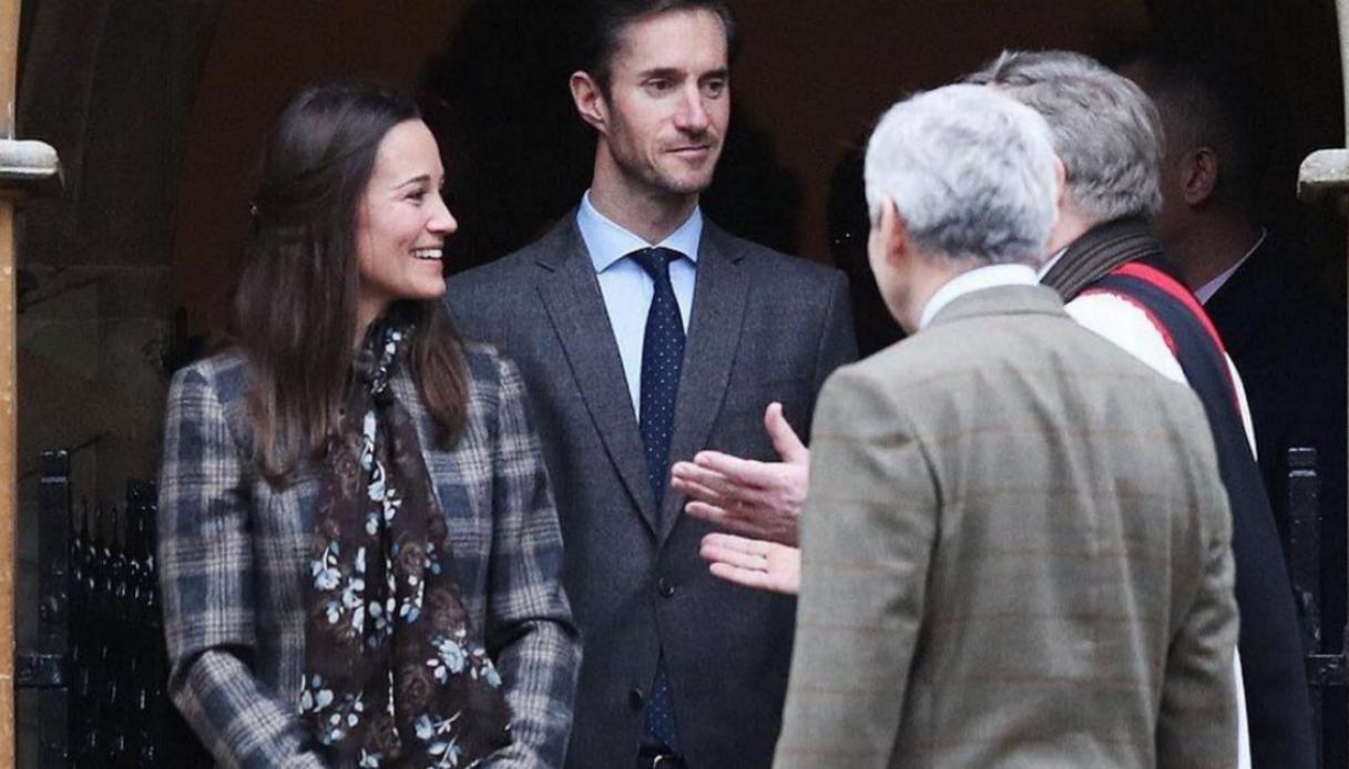 Chi è James Matthews il miliardario sposo di Pippa Middleton