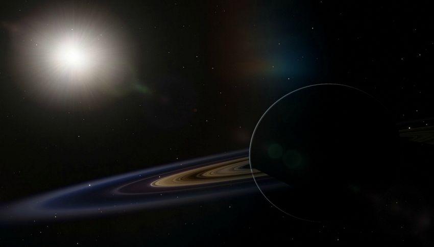 Il volo finale della sonda Cassini su Saturno