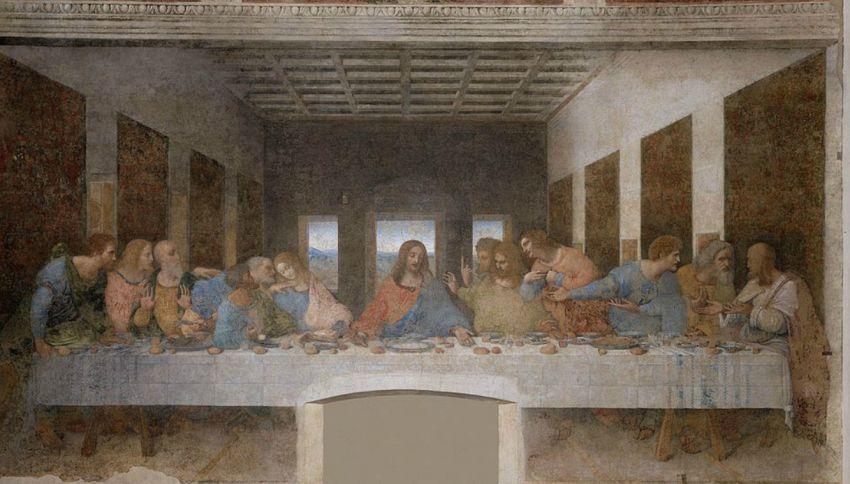 L'ultima cena di Leonardo: stanziati 2,2 milioni