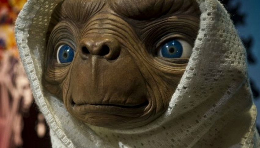 """""""E.T. - L'extraterrestre"""": il film di Spielberg compie 35 anni"""