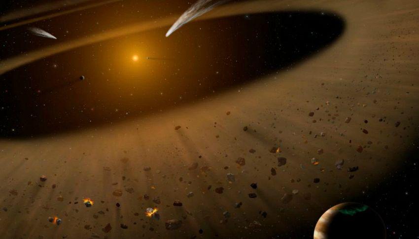 Ecco Epsilon Eridani: il sistema planetario simile al nostro