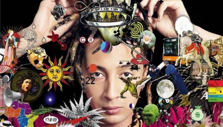 """Album"" di Ghali: tutti i riferimenti nascosti nella copertina"