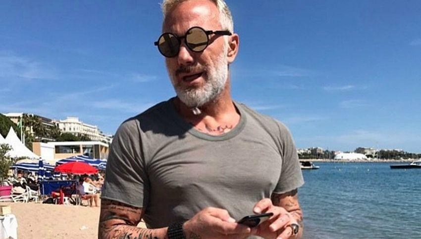 Gianluca Vacchi ha conquistato anche Cannes