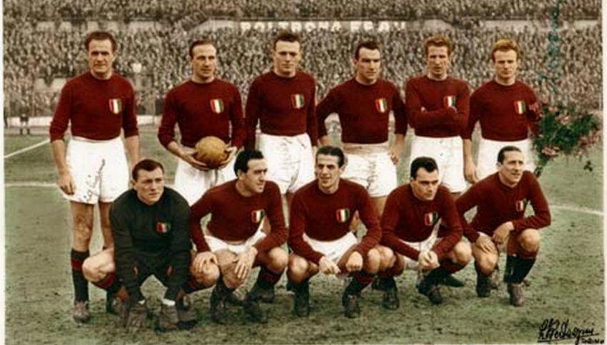 4 Maggio 1949: In memoria del Grande Torino
