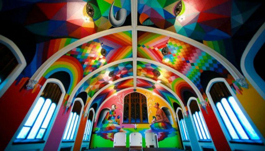 Cos'è l'International Church of Cannabis, la chiesa psichedelica