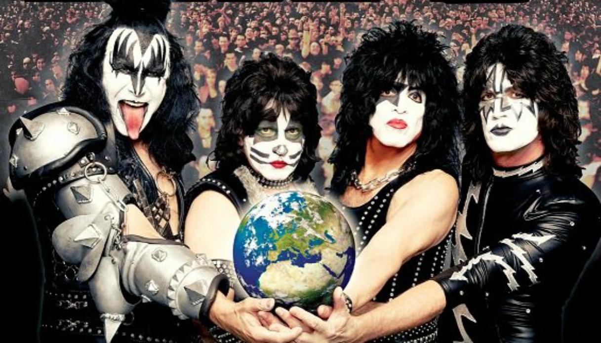 I Kiss tornano in Italia per due concerti