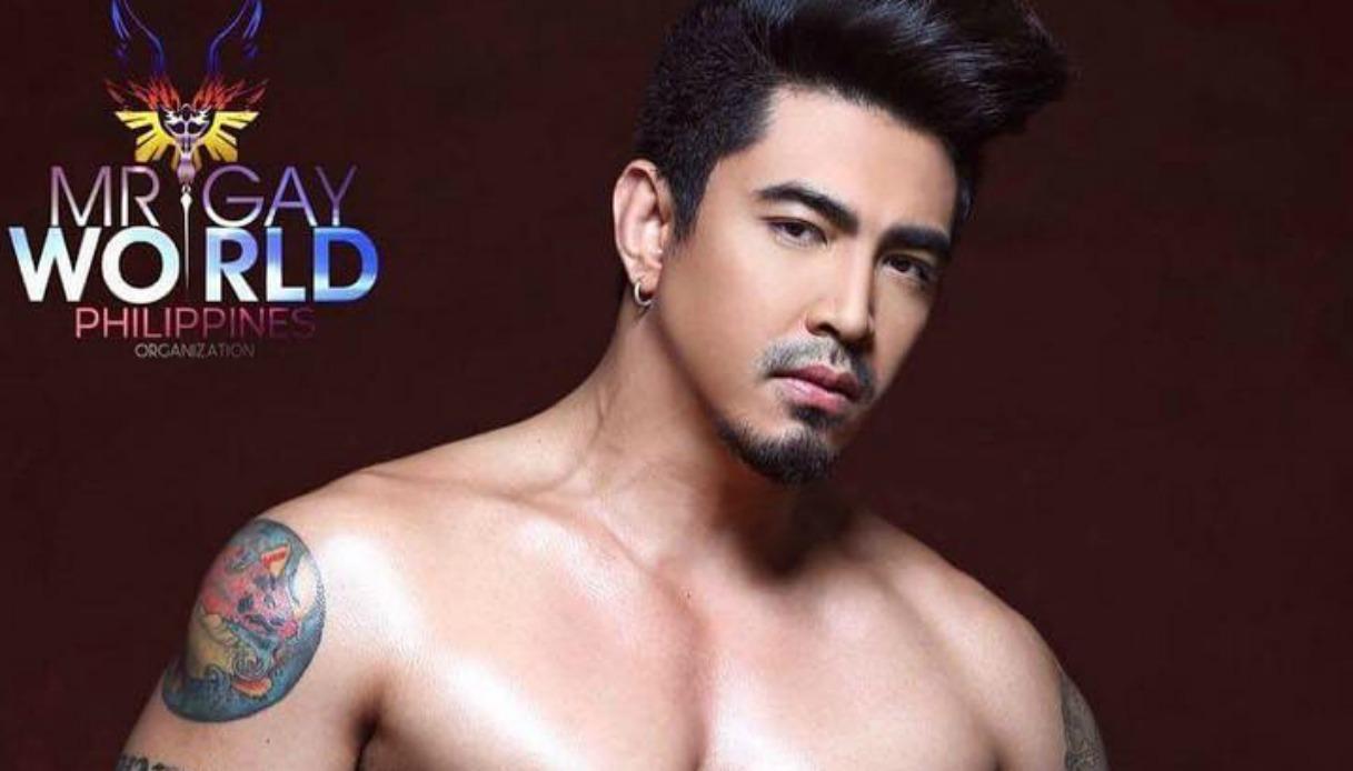 Mister Gay 2017 è un filippino: John Fernandez Raspado