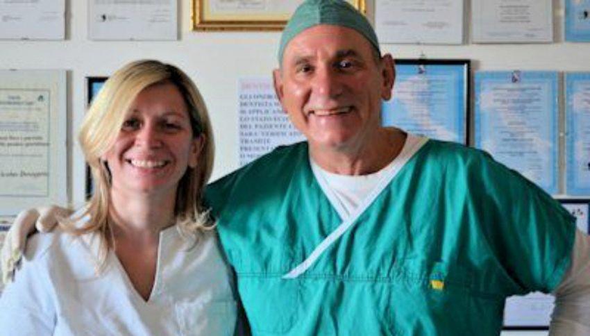"""Otturazioni in base al reddito: Nicolas il dentista """"sociale"""""""