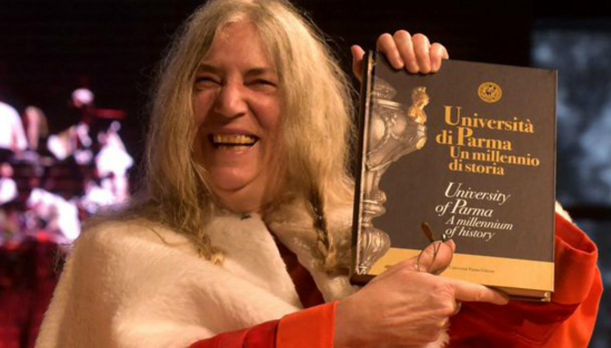 Patti Smith: laurea ad honorem in Italia