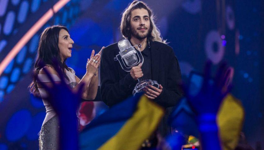 Eurovision: vince il Portogallo, delusione per Gabbani