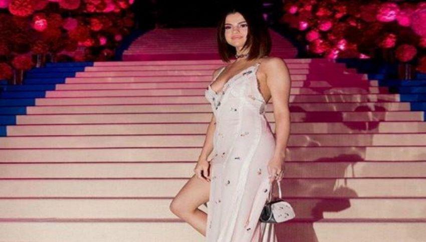Selena Gomez: ecco il suo nuovo look al Met Gala 2017