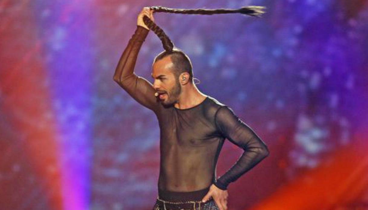 Tutti pazzi per Slavko Kalezic, cantante dell'Eurovision 2017