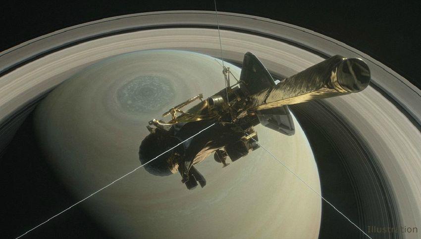 La straordinaria scoperta della Sonda Cassini su Saturno