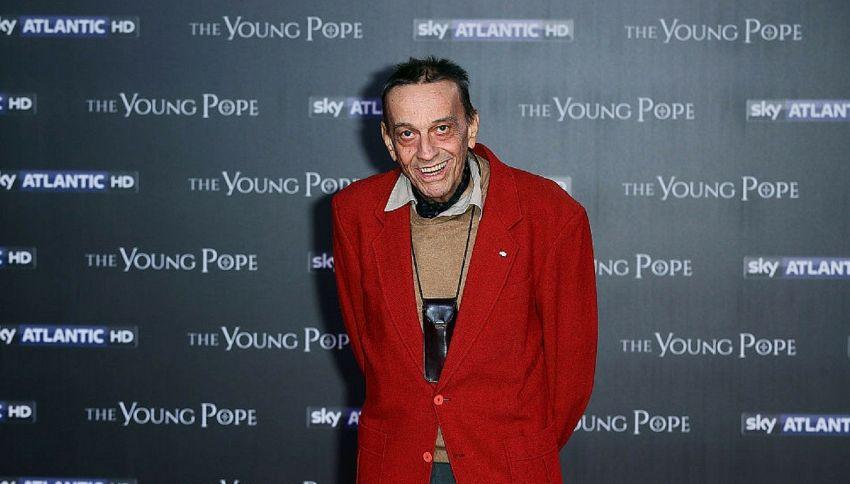 Morto l'attore Toni Bertorelli, il cardinale di The Young Pope