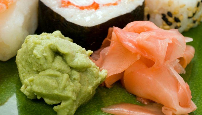 In Giappone la calvizie si cura strofinando il wasabi sulla testa