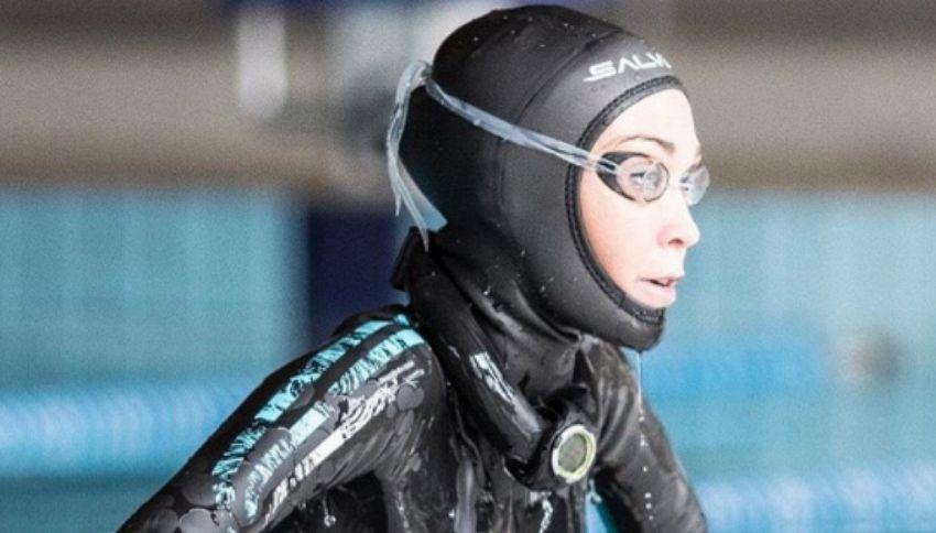 Chi è Alessia Zecchini, la campionessa di apnea