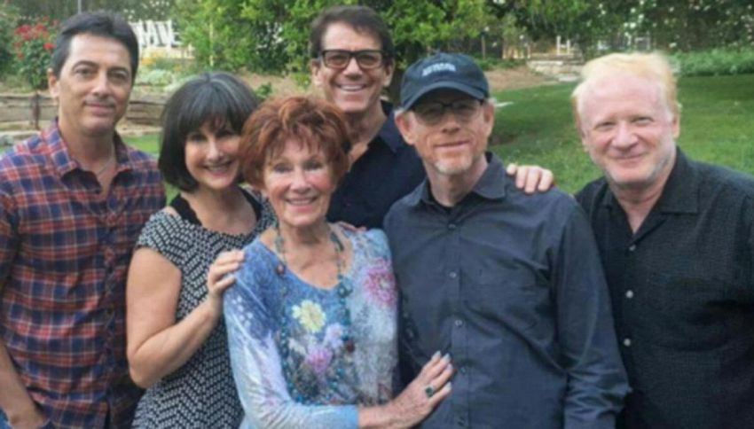"""""""Happy Days"""", il cast si riunisce per ricordare """"Sottiletta"""""""