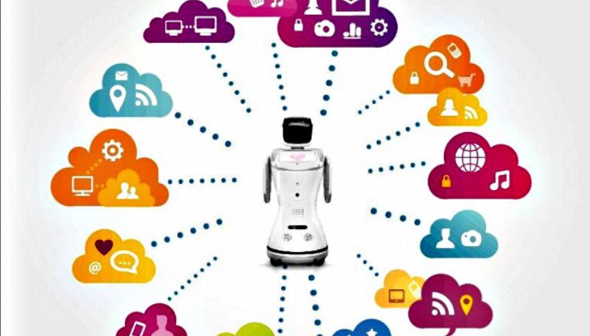 Arriva il cobot, il robot collaborativo che aiuta i lavoratori