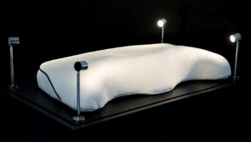 55mila euro per comprare il cuscino più costoso al mondo