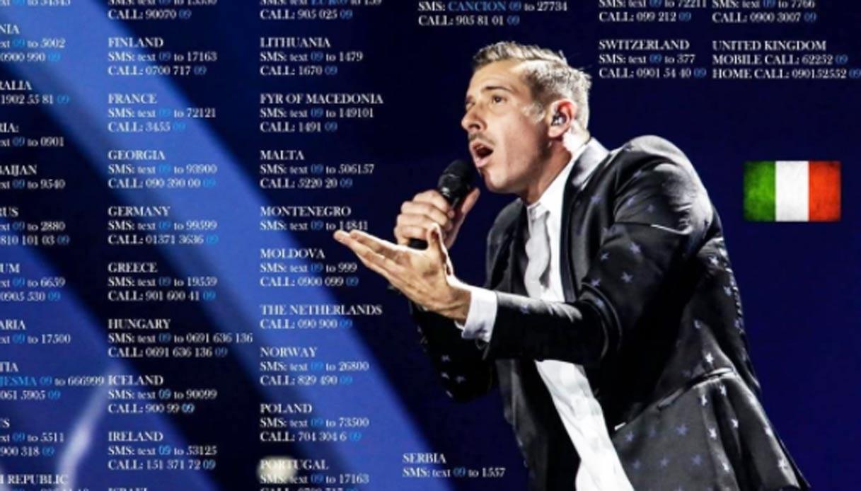 I tweet degli inglesi contro Gabbani: scoppia la polemica social