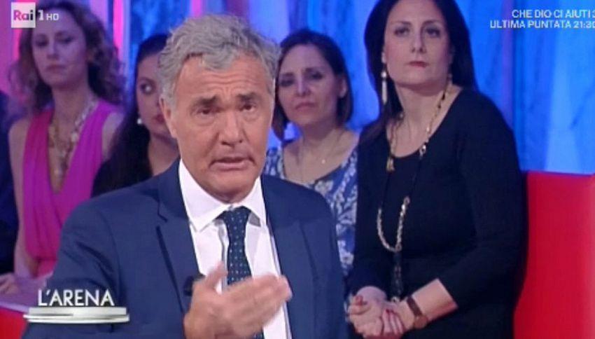 Massimo Giletti sconfitto dalla d'Urso: deciso il suo futuro