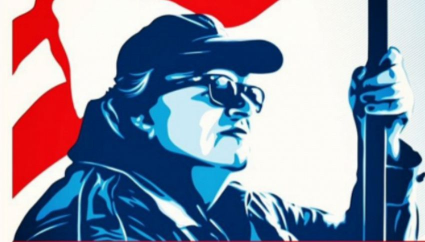 Michael Moore annuncia film su Donald Trump