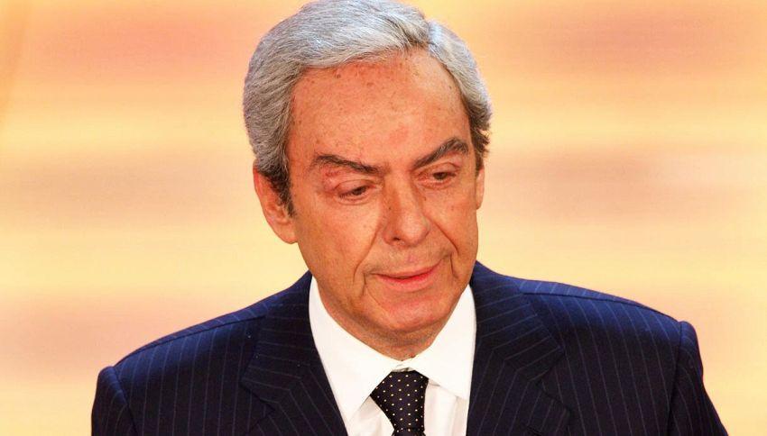 Lutto nella televisione: è morto Daniele Piombi, aveva 83 anni