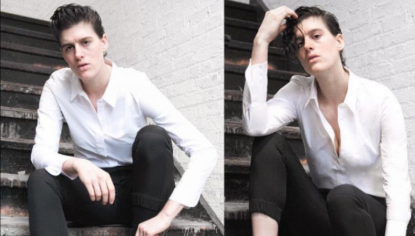 Rain Dove: la modella per uomo e donna