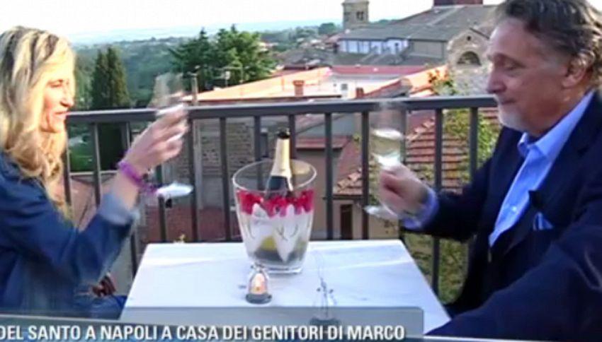 Andrea Roncato presenta la compagna: la svolta, dopo sesso e coca