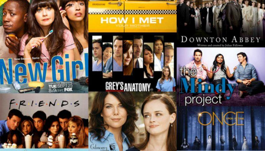 10 serie tv che fanno innamorare