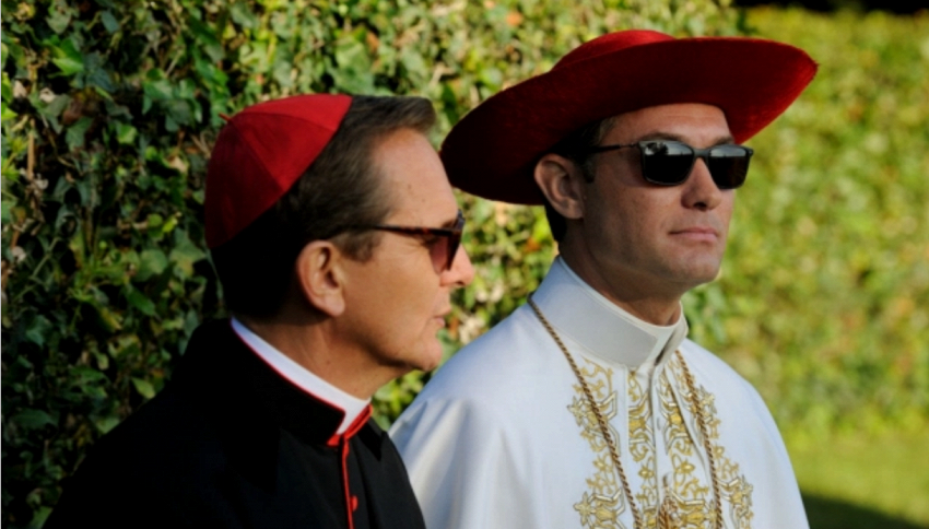 Nuova serie tv per Sorrentino nel 2018: The New Pope