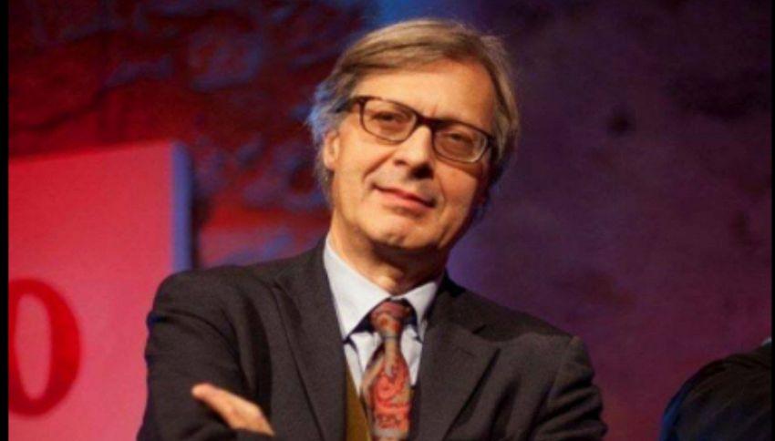 Vittorio Sgarbi compie 65 anni: festa a Venezia