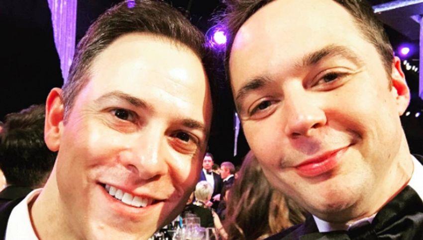 Sheldon si è sposato, la star ha detto sì al compagno storico