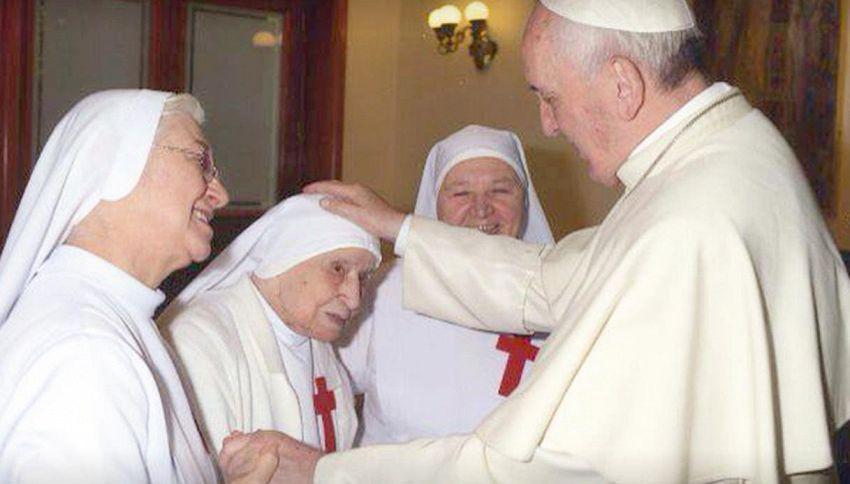 È morta a 110 anni suor Candida, la suora più anziana del mondo