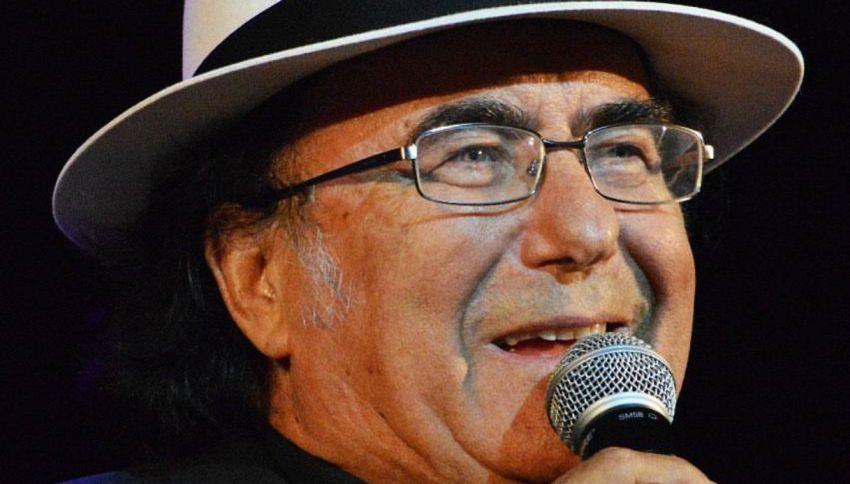 Al Bano annulla i concerti: problemi alle corde vocali