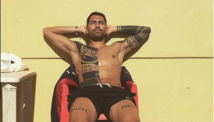 Cosa si tatuano i calciatori?