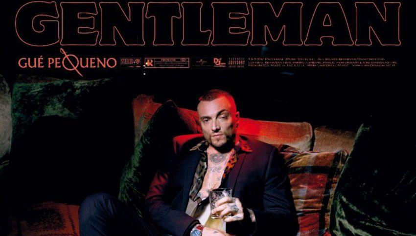 È uscito Gentleman, il nuovo album di Guè Pequeno