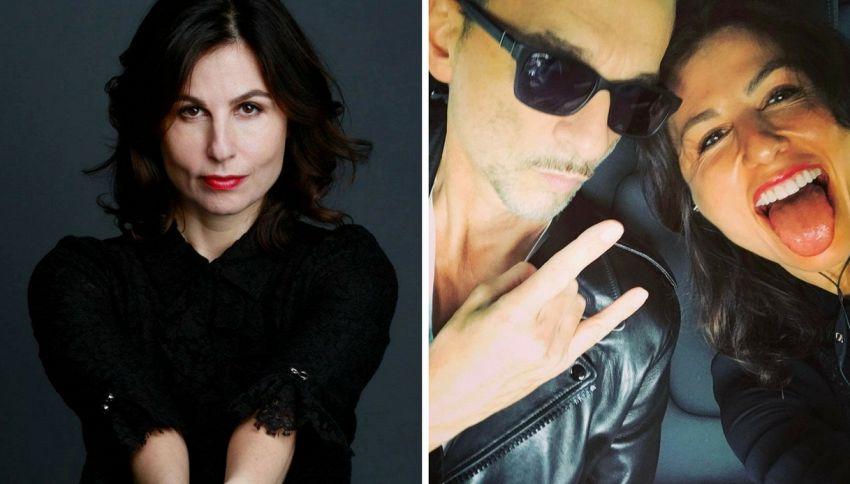 Chi è Jennifer Sklias, la moglie di Dave Gahan dei Depeche Mode