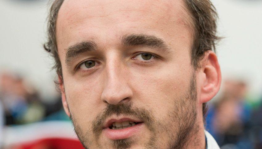 Che fine ha fatto Robert Kubica ?