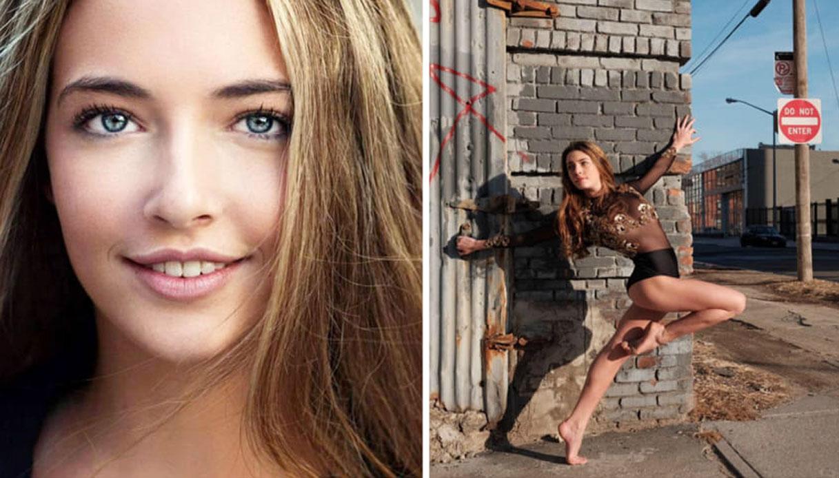 Chi è Greta Zuccarello, la ballerina diventata modella di Victoria's Secret