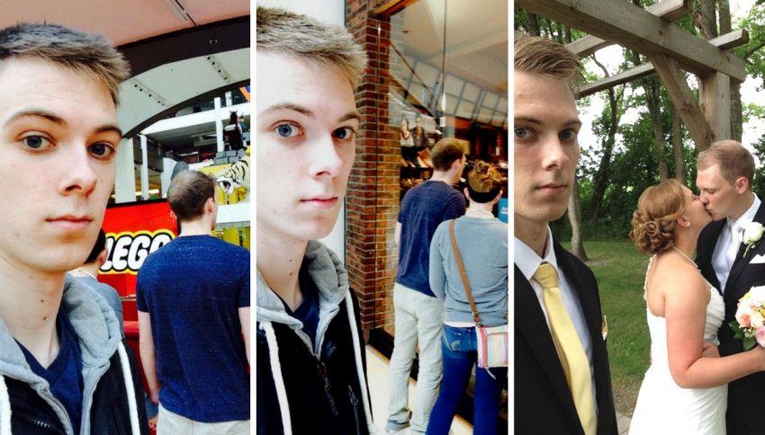 Il terzo incomodo racconta la storia di una coppia con i selfie